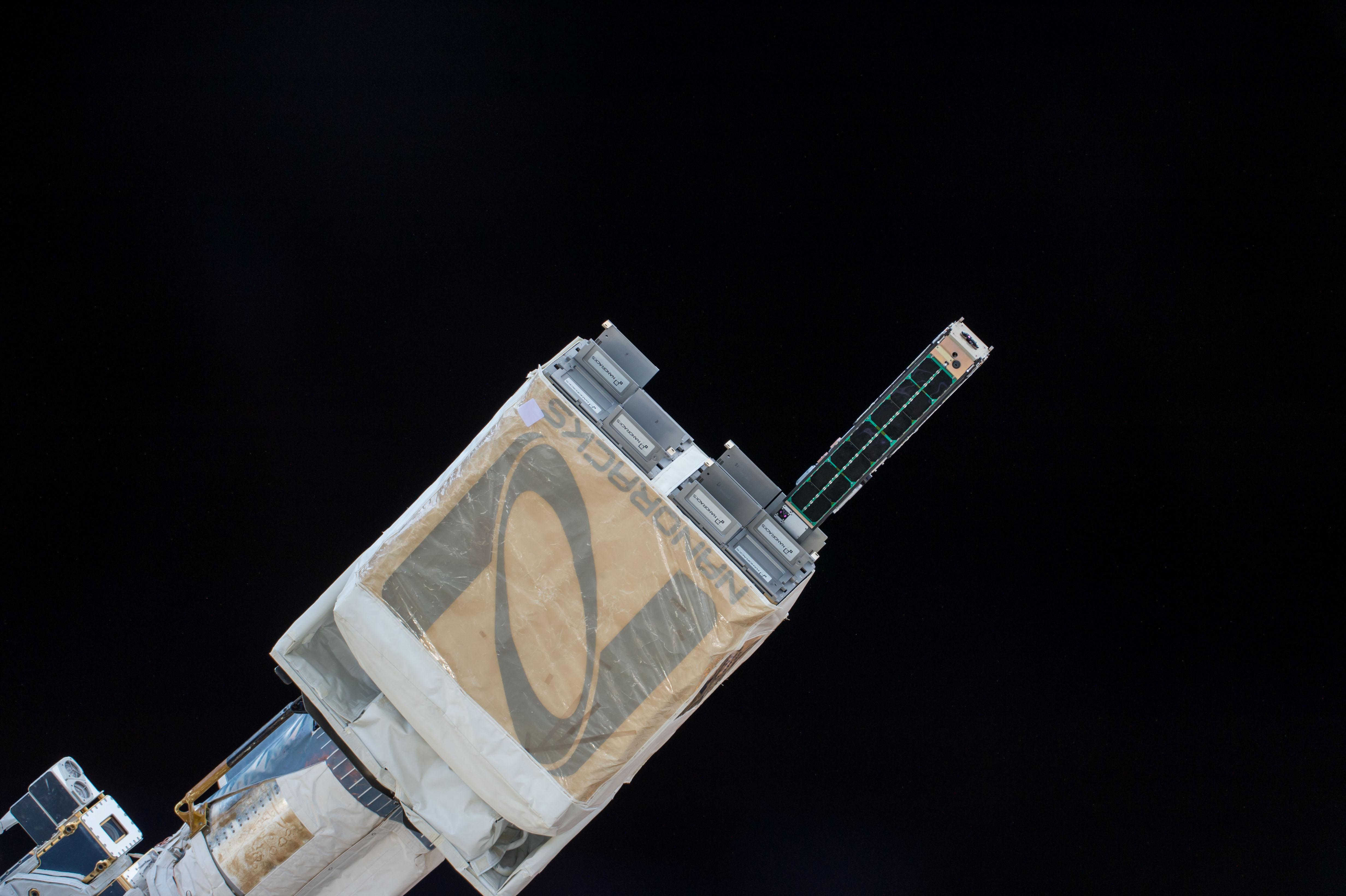 Nanosatellites picture